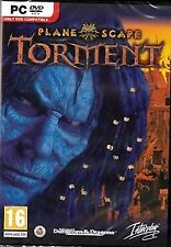 Planescape Torment (PC Game) AD&D Advanced Dungeon and Dragons Plane Scape