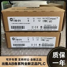 AB 1769-IF4 1769IF4 NEW IN BOX  FREE SHIPPING VIA FEDEX
