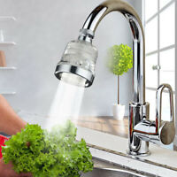 Moveable Kitchen Tap Head 360° Rotatable Faucet Water Saving Sprayer Universal