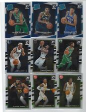 BEN SIMMONS 2017-18 Panini Donruss Optic Complete Set 1-200 Base & RATED ROOKIES