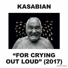 "KASABIAN ""For Crying Out Loud"" (2017) 2CD BRAND NEW"