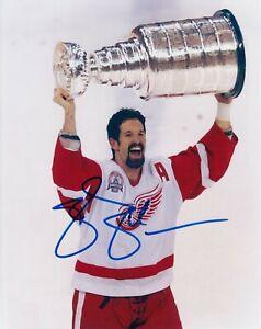 Brendan Shanahan Autographed Signed 8x10 Photo ( Red Wings HOF ) REPRINT