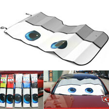 130 × 70 CM Car Front Window Screen Sun Shade Cover Windshield Sunshade Visor