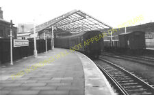 Swansea Victoria Railway Station Photo. London & North Western Railway. (7)
