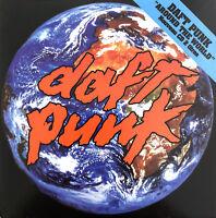 Daft Punk CD Single Around The World - France (EX+/EX+)