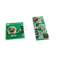 433MHZ Wireless Module RF Transmitter and Receiver Module Set Link Kit DIY