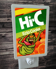 "Hi-C Ecto Cooler Ghostbusters 4x6"" Photo Night Light"