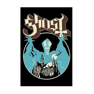 24x36 14x21 40 Poster Ghost BC Rock Band Music Star Singer Art Hot P-1664