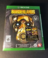 Borderlands the Handsome Collection [ Borderlands 2 + PreSequel ] (XBOX ONE) NEW