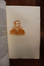 Francis Charmes Figures Contemporaines Mariani Biographie 1911 1/25 ex. Rare
