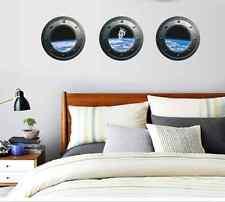 Bateau à voile universel Autocollant Mural Fenêtre 3D stickers en vinyle art décor moderne