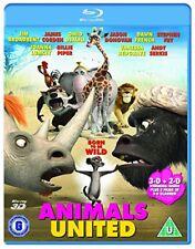 Animals United (Blu-ray 3D) [DVD][Region 2]