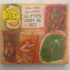 Le Retour Des P'tits Loups Du Jazz Olivier Caillard 2 cd neuf sous blister
