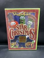 NEW SEALED DVD VEGGIETALES THE STAR OF CHRISTMAS