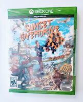 Sunset Overdrive XB1 Microsoft Studios Xbox One Video Game Insomniac New Sealed