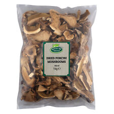 Dried Porcini Mushrooms Sliced 1kg