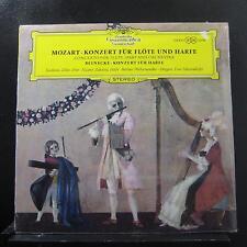Mozart, Reinecke, Märzendorfer - Konzert Flöte Und Harfe LP New Sealed 138 853