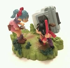 Gashapon Dragonball Z Bandai Imagination Figure 10 Kid Goku & Bulma Dragon Ball