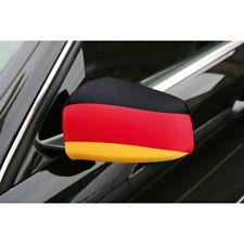 Außenspiegel Fahne Deutschland Fußball Fan Artikel Auto Corso Deko Dekoration