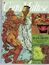 Rivista di fumetti CORTO MALTESE ANNO 1990 NUMERO 12 CON INSERTO WATCHMEN