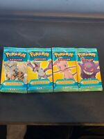 POKÉMON TCG LEGEND MAKERS CHINESE BOOSTER PACK   EXTREMELY RARE!!!!!  GOLDSTAR??