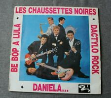 Les Chaussettes Noires & Eddy Mitchell, Daniela,  LP - 33 tours Dial
