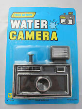 Vintage Toy Water Camera Squirter Gun Retro Nostalgia Nostalgic 1970's Kids