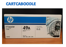Genuine HP 49A Q5949A Black Toner Cartridge - For HP Laserjet 1320 3390 3392