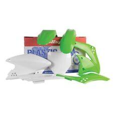 Kawasaki KX125 KX250 2003–2007 Polisport Complete Replica Plastic Kit 2005 Green