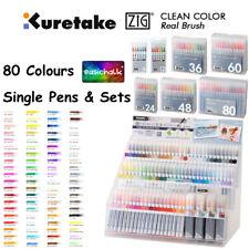 Zig Clean Color Real Brush Pen Watercolour Artist.  *Multibuy Discount*
