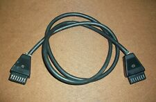 Original Vintage ATARI Computer SIO CABLE for Disk Drives and other accessories