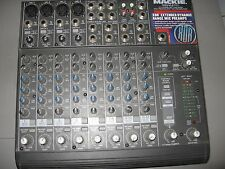 Mixer Mackie 1202 VLZ Pro made in U.S.A.