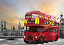 AUTOMOTIVE ART - ROUTEMASTER BUS  - HAND FINISHED, LIMITED EDITION (25)