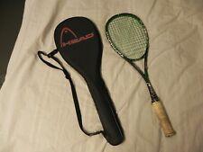 TECNIFIBRE SUPREM 130 Squash Racquet with Case Free Shipping!