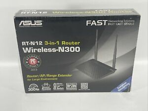 ASUS Wireless N300 Router AP Extend