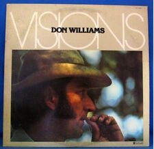 DON WILLIAMS, VISIONS - LP RECORD