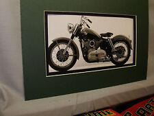 1957 Harley Davidson Sportster XL USA Motorcycle Exhibit special offer