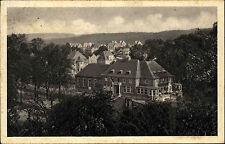 Berggiesshübel über Pirna Stempel alte Postkarte Dt. Reich Sachsen 1938 Hotel