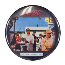 AC/DC - Dirty Deeds Button
