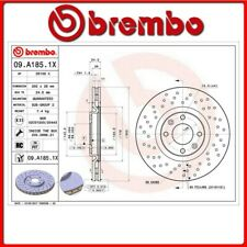 09.A185.1X#56 DISCO FRENO ANTERIORE SPORTIVO BREMBO XTRA PEUGEOT 3008 2.0 HDi Hy