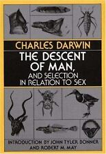 The Descent of Man, and Selection in Relation to Sex-ExLibrary