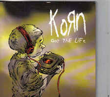 Korn-Got The Life cd single