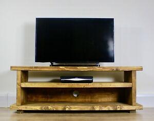 Rustic Norley Wood Tv Unit
