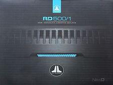"""Jl Audio Rd500/1 Class-D Rd Series Car Subwoofer Amplifier """"Brandnew"""""""