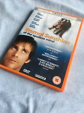 Eternal Sunshine Of The Spotless Mind, Dvd, Good Condition