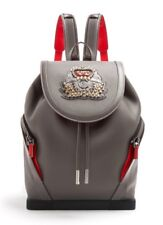 Christian Louboutin, Explorafunk Backpack Grey