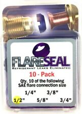 Flare Seal Ductless Mini Split or HVAC / Refrigeration FlareSeal 1/2