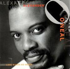 Alexander O'Neal - Love Makes No Sense (11 Trk Cd / 1993)