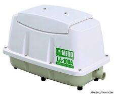 Nitto Medo LA100A Air Pump for Sewage Treatment/Koi Carp