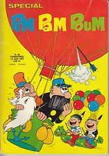SPECIAL PIM PAM POUM  N° 43 DE AOUT 1972 EDITIONS LUG